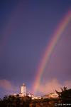 St Blaize rainbow